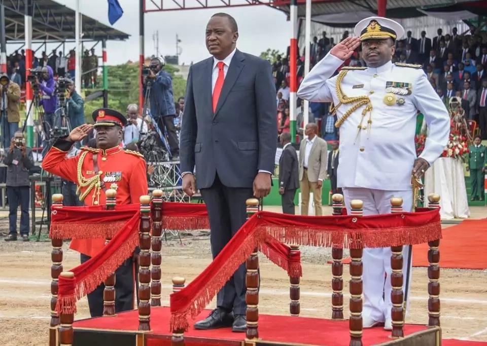 Mtetezi mkuu wa Jubilee atoa kauli yake kudhalilishwa kwa Raila katika sherehe za Madaraka Dei