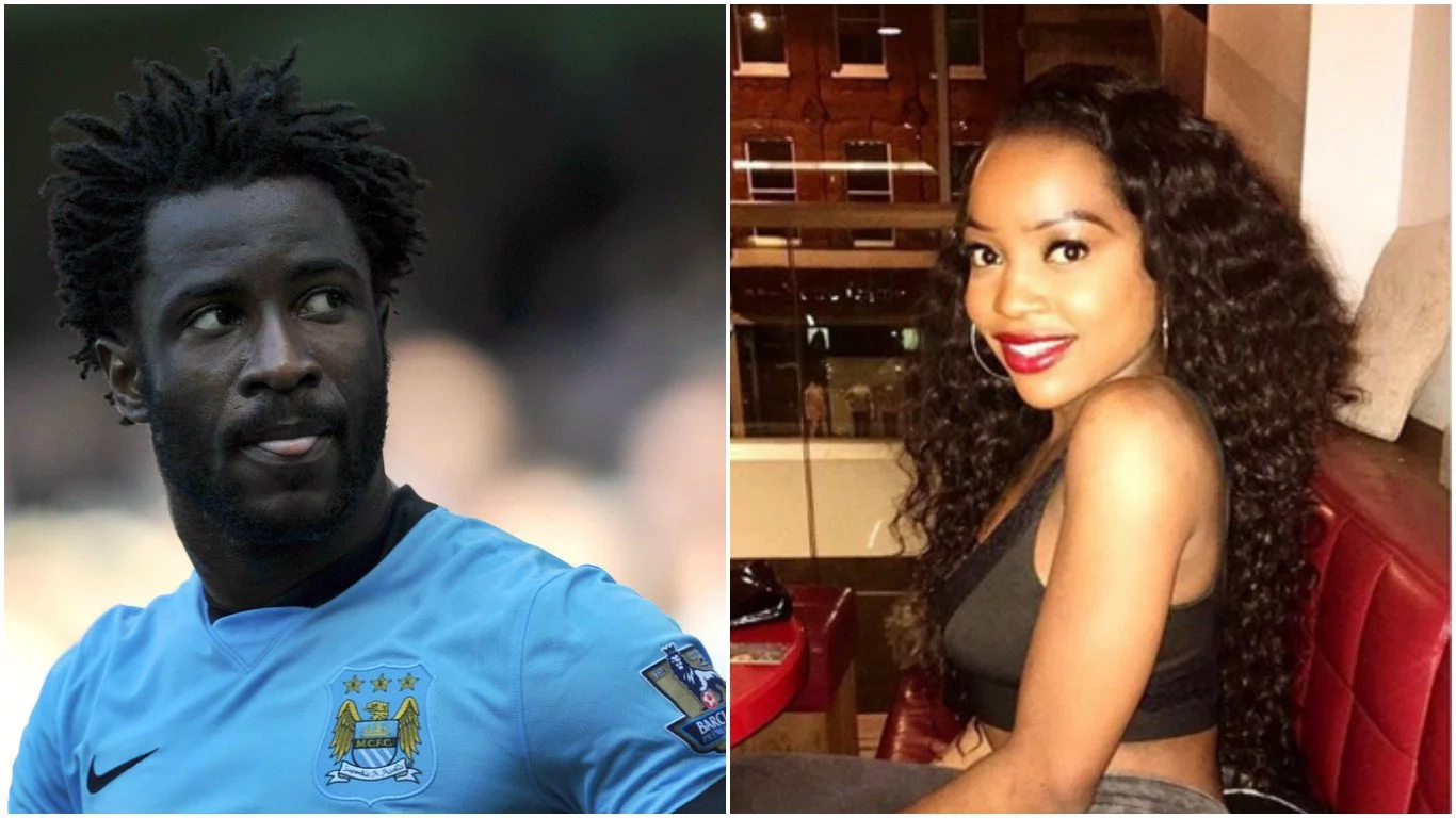 Wilfried Bony accused of ignoring child with former lover
