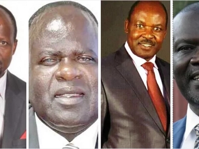 The remaining counties that ODM has to brace itself for real BATTLES