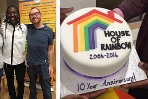 Africa's first gay church celebrates 10th anniversary (photos)