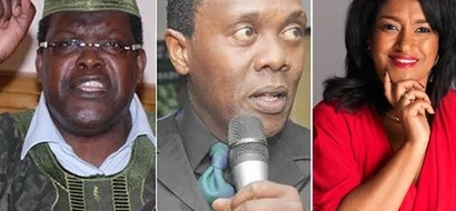 Miguna Miguna has this reason on why Jeff Koinange was kicked out from KTN