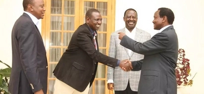 William Ruto is a sure bet for 2022 - Moses Kuria