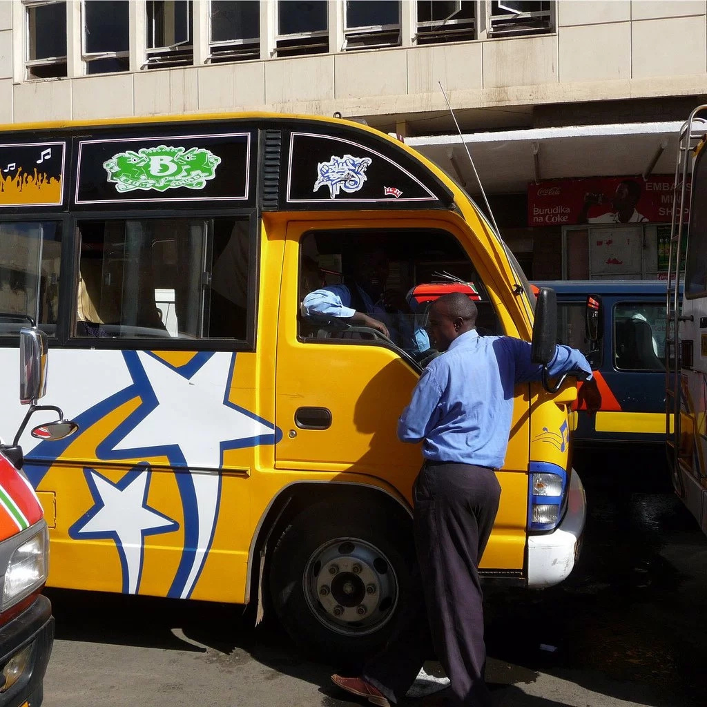 Thieves invent tricks for mugging passengers in matatus