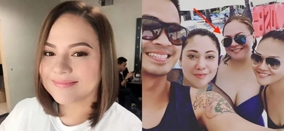 Moment ko 'to! Karla Estrada steals the scene in Boracay due to this shocking reason