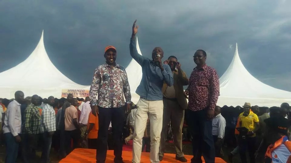 Raila Odinga endorses KTN journalist to join politics