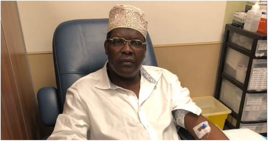 Miguna wants to know why he was treated like foreigner