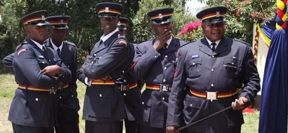Could this lead to a decrease in corruption at Kenya Police?