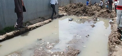 Evans Kidero Now Demands Answers On Slow Pace Of Road Repair Works In City