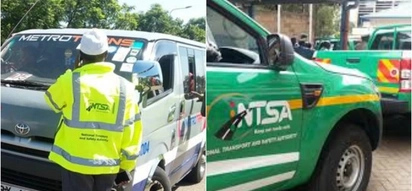 NTSA suspends license of the matatu Sacco after crew attacked and killed motorist