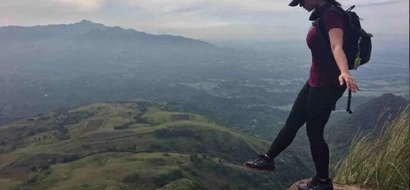 Angel Locsin is putting all mountaineers to shame by climbing her 6th mountain in 3 weeks!