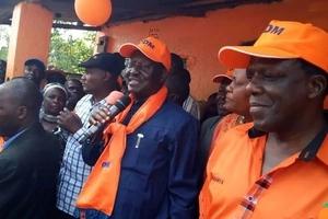 Raila will make you lose in 2017, ODM governor told
