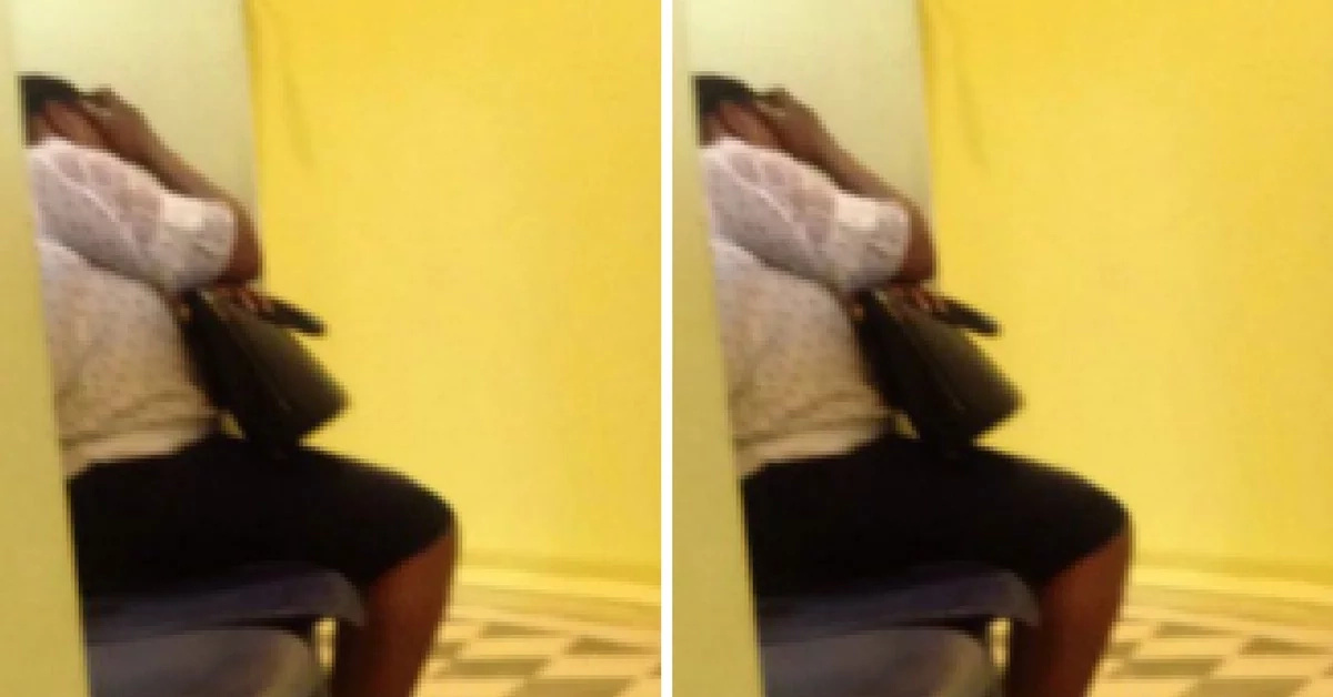 NYS scandal chief suspect spotted in hospital and kenyans go WILD (photos)