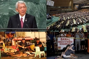 UN shocked when Yasay praised Duterte's bloody drug war at assembly