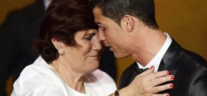 Cristiano Ronaldo's Mother 'Endorses' Sauti Sol Song, See How