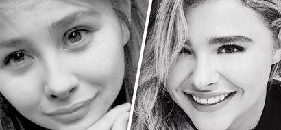 'We do look very alike' - Hollywood star Chloe Grace Moretz tweets about Filipina doppelganger