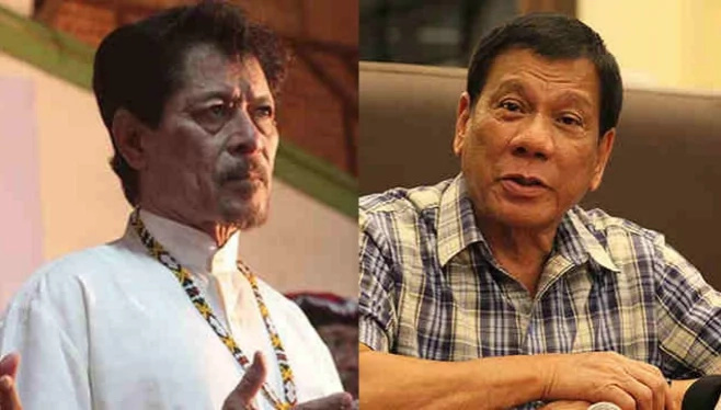Duterte orders PNP, AFP not to arrest Misuari