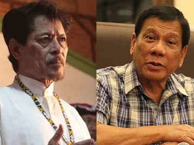 For love of peace: Duterte orders PNP, AFP to stop Misuari's arrest