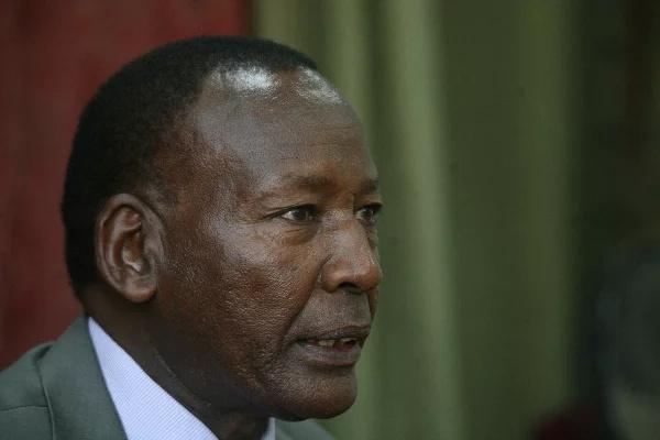 Joseph Nkaissery asemekana kuisaliti serikali ya Jubilee