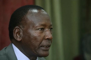 IEBC demos: CS Nkaissery says what police will do to CORD