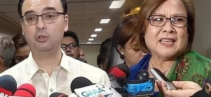 Senators go to WAR! Cayetano calls De Lima 'biased, POLLUTED'