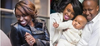 My husband proposed three times and I said yes each time - former NTV presenter Faith Muturi reveals