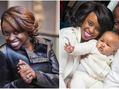 Former NTV presenter reveals how her hubby proposed to her thrice ,with three different rings
