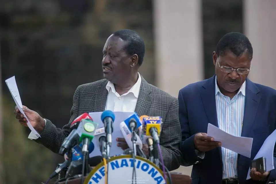 Raila blames govt for rendering millions of Kenyan women sterile