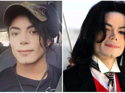 Girl shares photo of 'boyfriend' who looks like Michael Jackson and Twitter goes crazy
