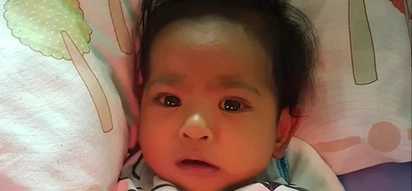 This 7-month old baby's story with a fatal liver disease will crush your heart
