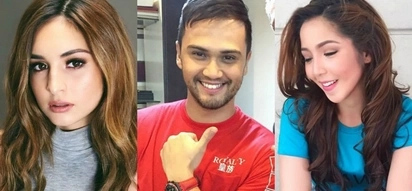 Netizens warn Coleen Garcia about Billy Crawford and Dawn Chang's closeness