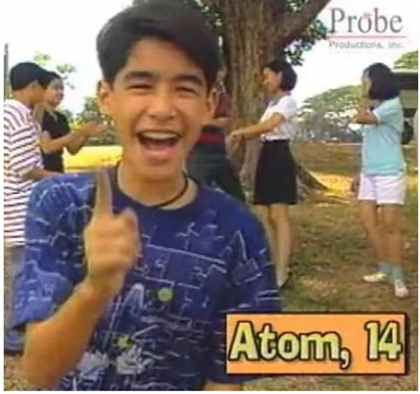 Atom Araullo as Kapuso to Kapamilya to Kapuso again?