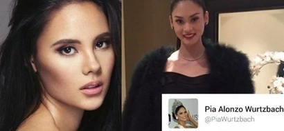 From one queen to another: Pia Wurtzbach sings praises to Catriona Gray