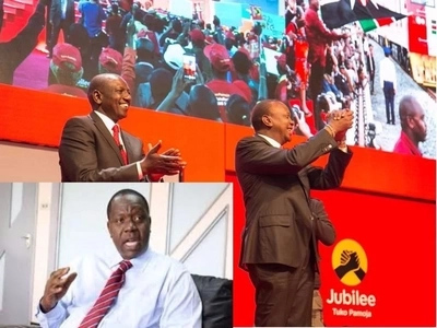 Fred Matiang'i outlines the goodies that awaits Kenyans in the next government