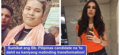 Walang imposible kung may tiyaga! Bb. Pilipinas 2018 candidate shares her epic weight loss journey