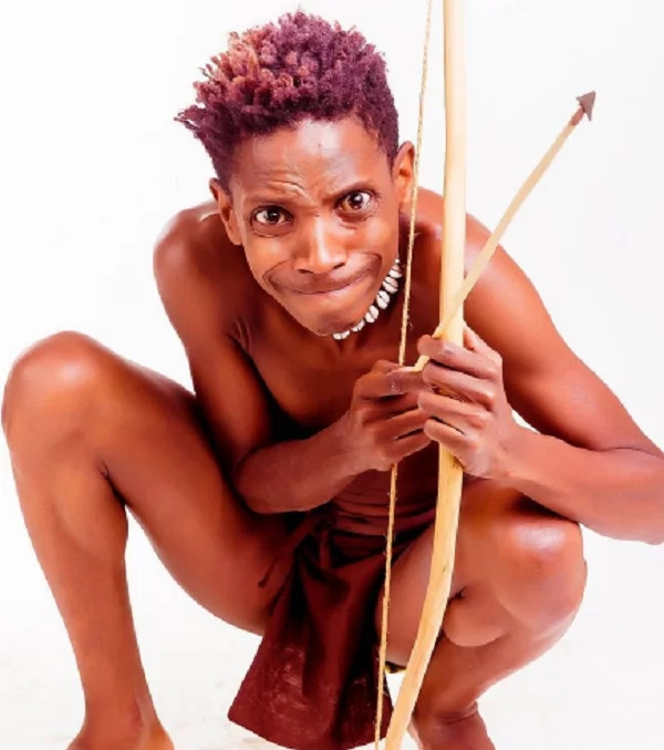 Eric Omondi and Chipukeezy EMBARRASS KENYANS in America after wearing like 'Bushmen'