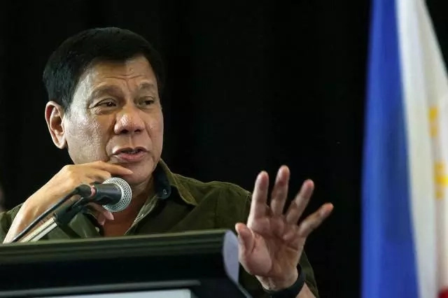 "Here's why Duterte is ""looking for a killer"" to head PCSO"