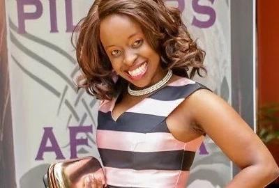 Aliyekuwa mtangazaji wa NTV Faith Muturi AWASHTUA Wakenya baada ya kuonyesha mwili wake (picha)