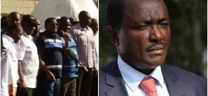 Do not address us until you are sworn in, NASA MPs tell Kalonzo