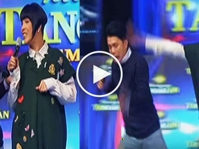 Vice Ganda gets furious at Vhong Navarro for insulting his hairstyle