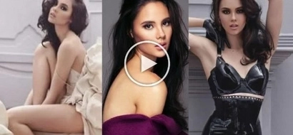 Not your typical queen! Miss Philippines World's incredible intro video will literally kill you