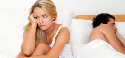 5 signs he is not well-endowed