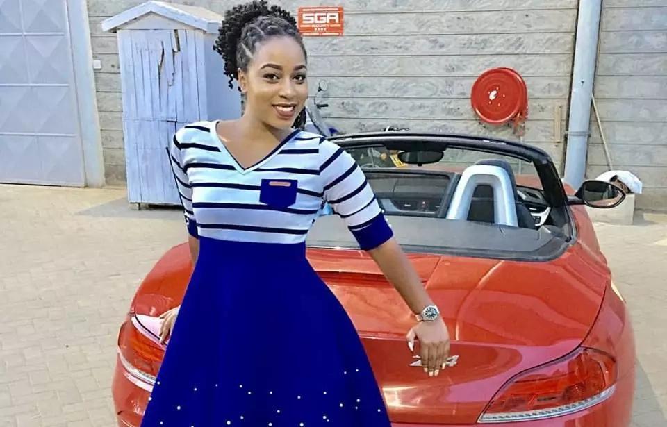 Picha za mkewe Bahati, Diana Marua, alipokuwa 'Slay Queen'