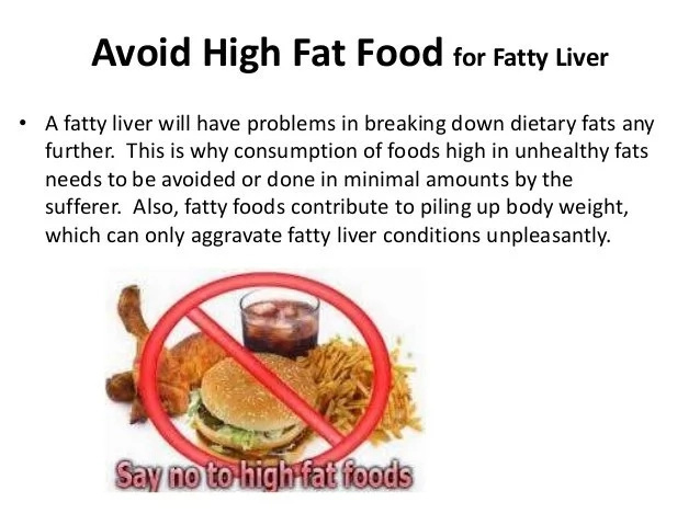 How To Prevent And Treat Fatty Liver
