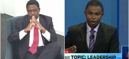 Independent candidate Japheth Kaluyu and his running mate to contest in October 26 repeat poll