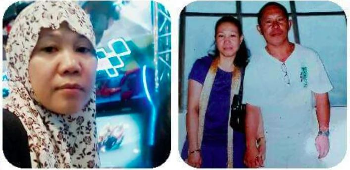 Mula Oman hanggang Pinas, hindi maubos ang luha; OFW lost her husband while abroad, couldn't go home for funeral, still cries a year after