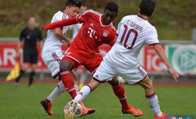 Bernard Mwarome to play for senior Bayern Munich team