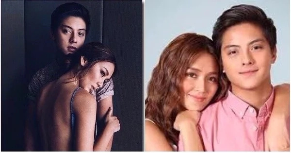 UNBELIEVABLE: This is how Daniel padilla reacted when an avid fan kisses Kathryn Bernardo