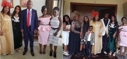 Hii ndiyo sababu familia ya Sonko iliangaziwa pakubwa katika sherehe za kumuapisha Uhuru