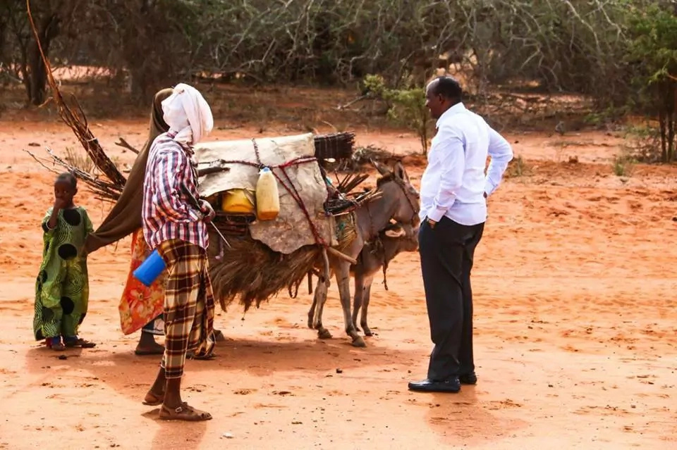 Aden Duale criticised for celebrating a pastoral lifestyle
