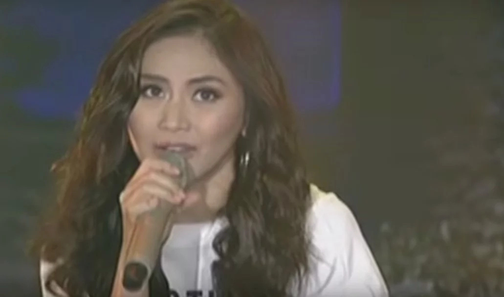 Sarah Geronimo and Inigo Pascula joined forces in impressive production number